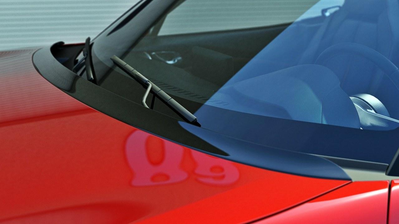 Przedłużenie Maski Mazda MX-5 MK4 - GRUBYGARAGE - Sklep Tuningowy